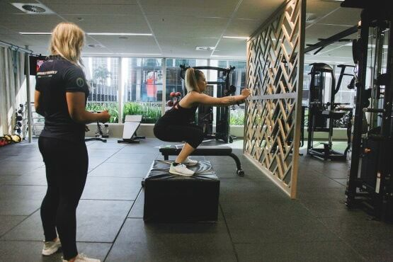 Personal-training F1rst Class Fitness